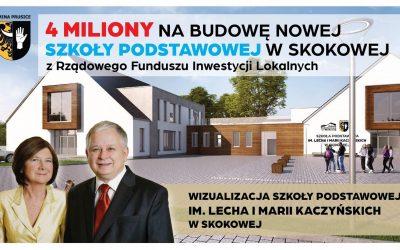 Szkoła Lech Kaczyński