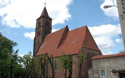 Kościół w Prusicach