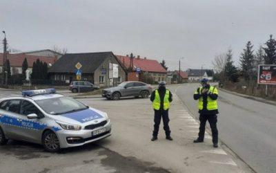 Prusice policja