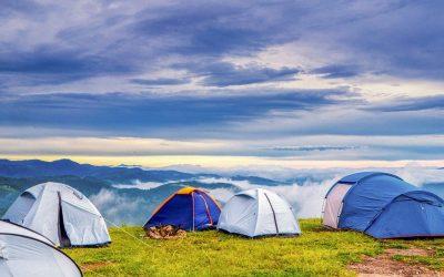 Obóz camping