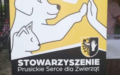 Prusickie Serce dla Zwierząt