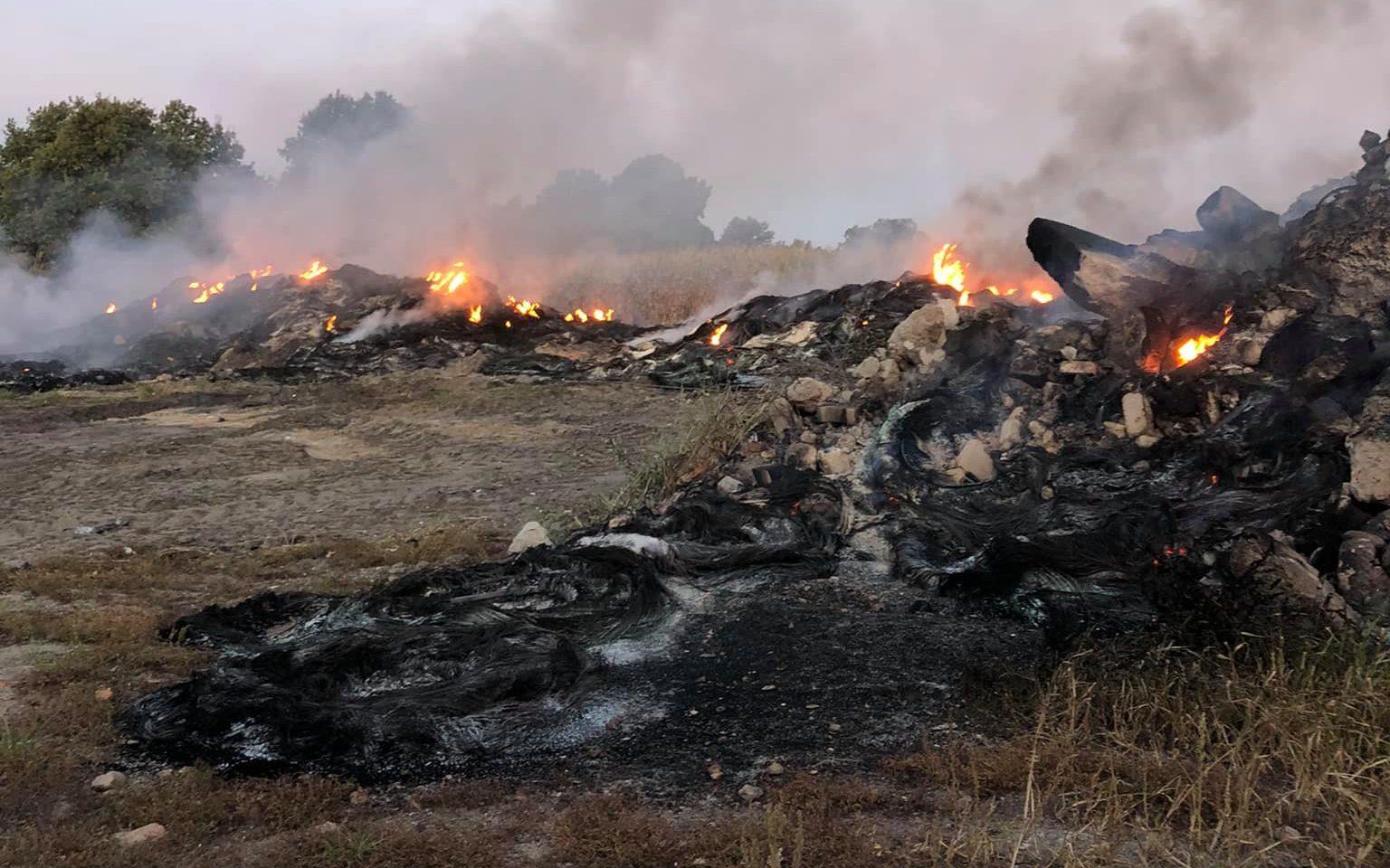 Pożar Kosinowo