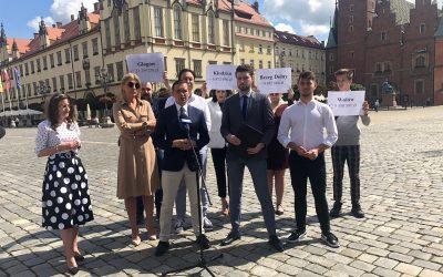 Konferencja Nowy Ład Wrocław